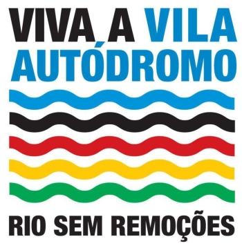 Viva a Vila Autódromo!